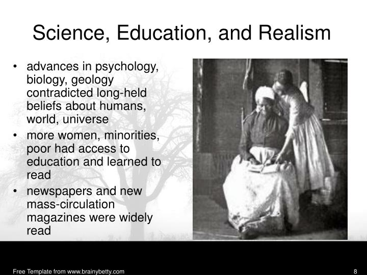 Science, Education, and Realism