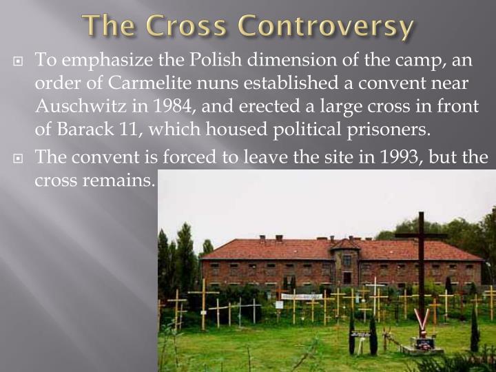 The Cross Controversy