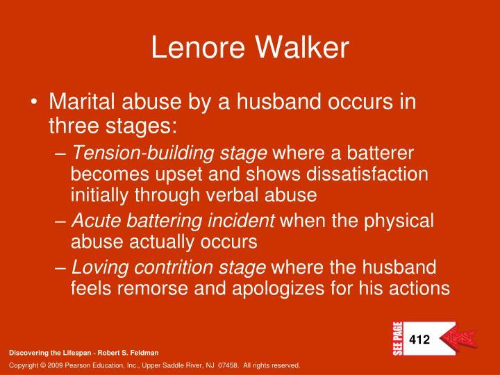 Lenore Walker