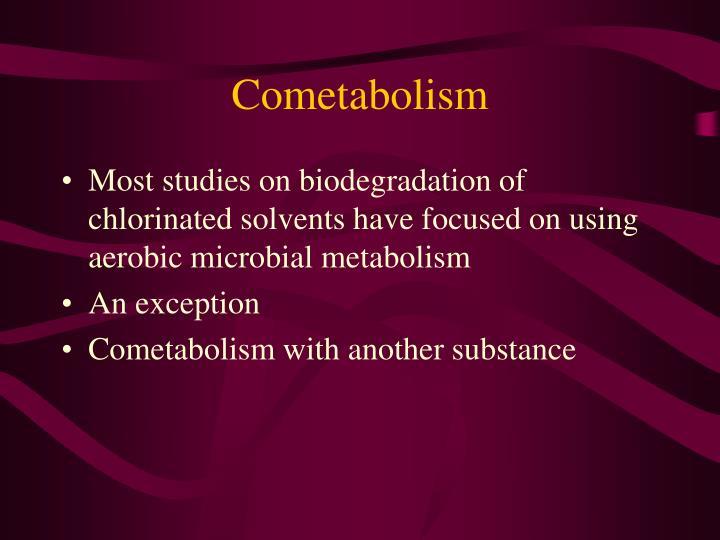 Cometabolism