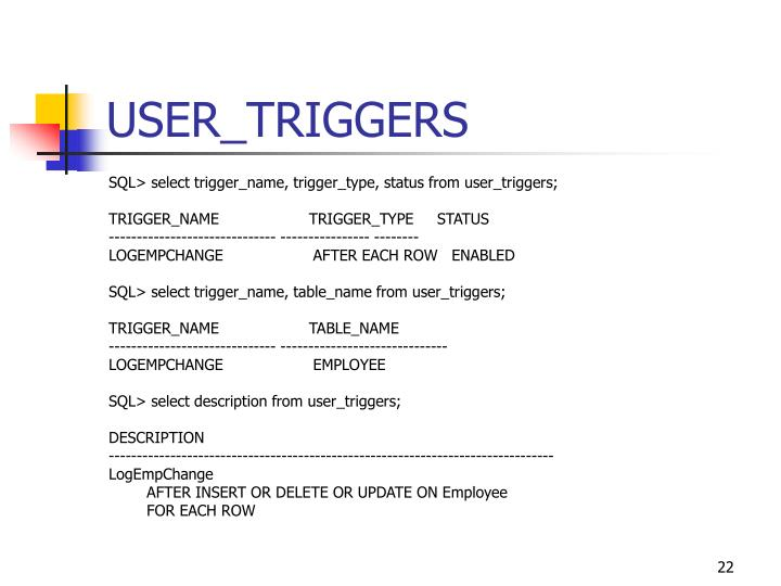 USER_TRIGGERS