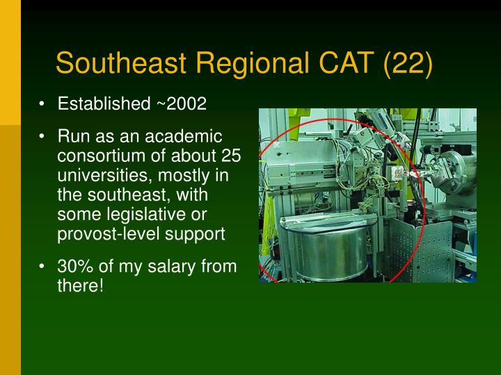 Southeast Regional CAT (22)
