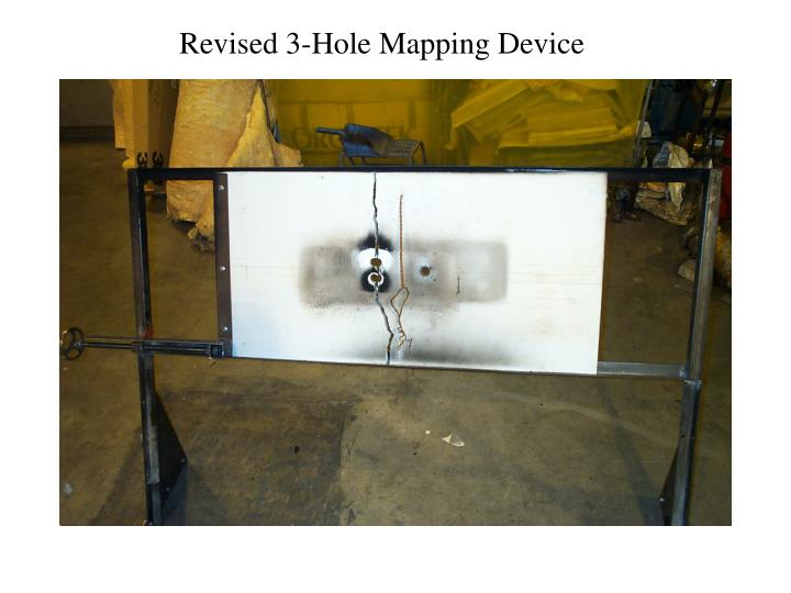 Revised 3-Hole Mapping Device