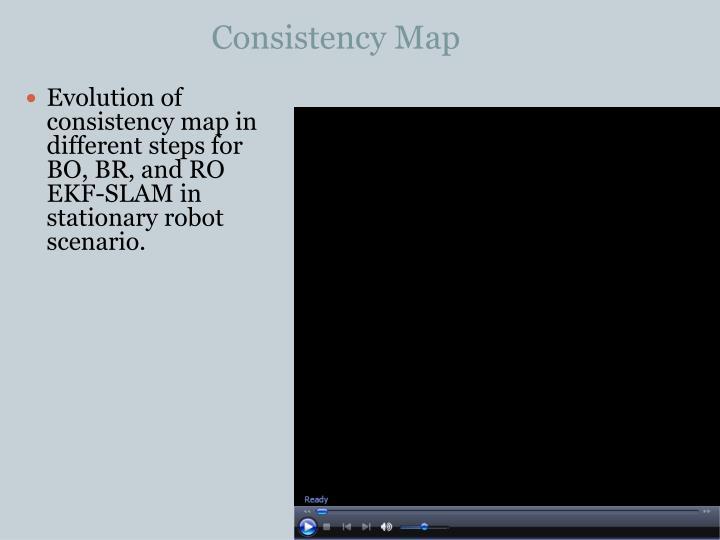 Consistency Map