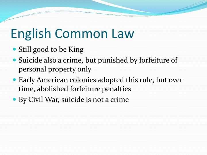 English Common Law