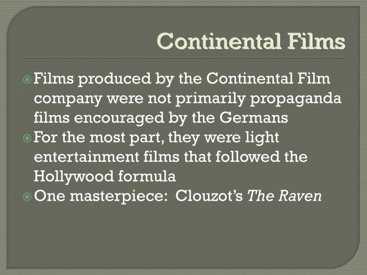 Continental Films