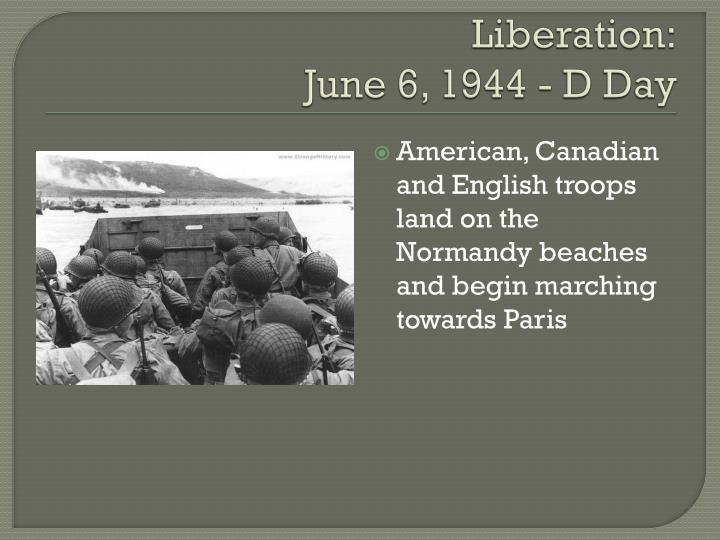 Liberation: