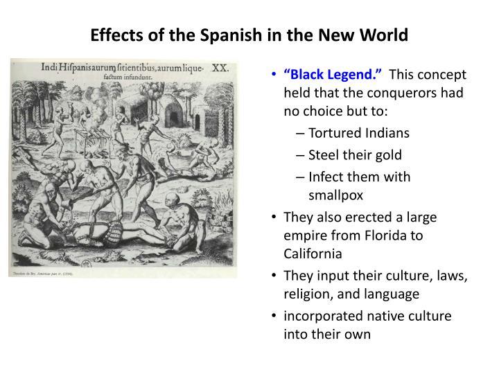 integration of spanish empire