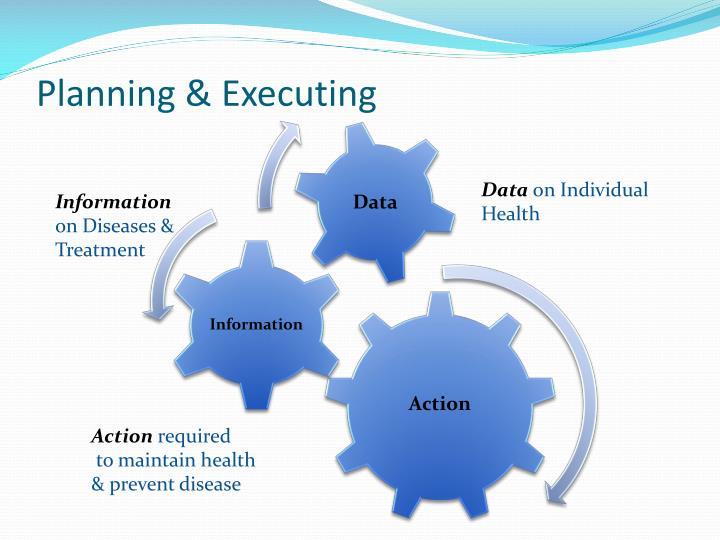 Planning & Executing