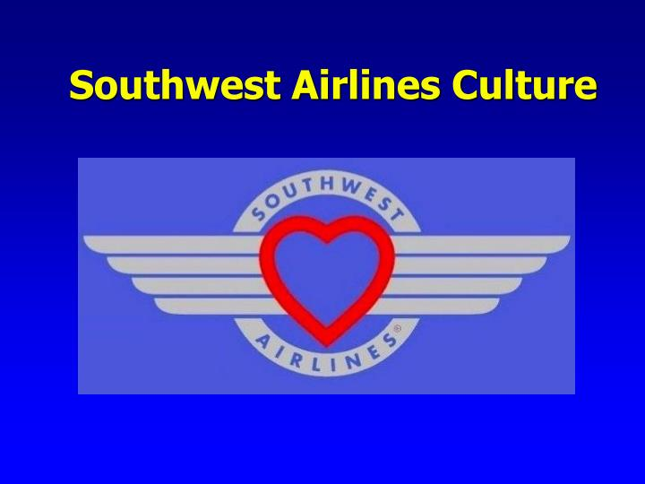 Southwest airlines culture