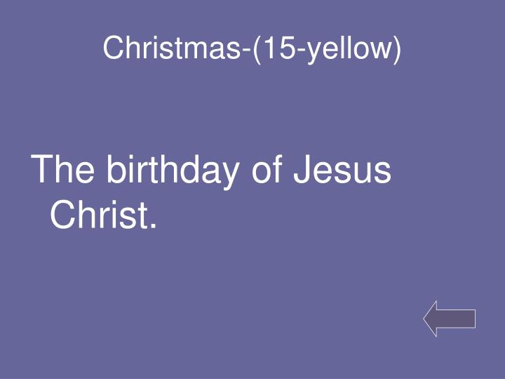 Christmas-(15-yellow)