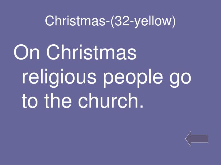 Christmas-(32-yellow)