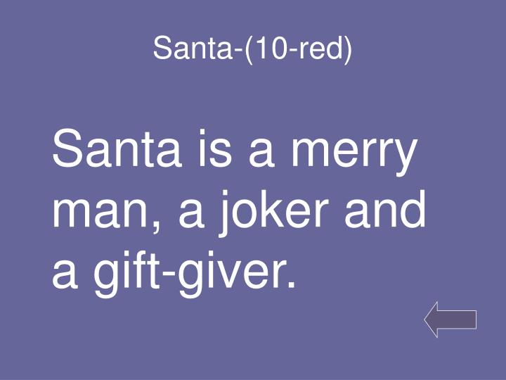Santa-(10-red)