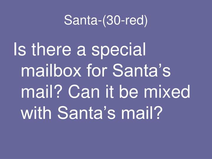 Santa-(30-red)