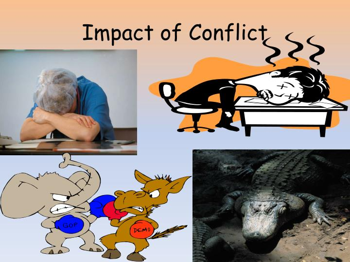 Impact of Conflict