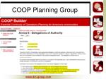 coop planning group2