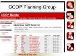 coop planning group3