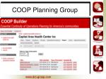 coop planning group6