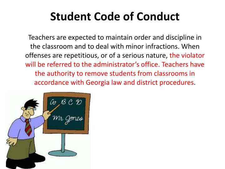 Student Code of
