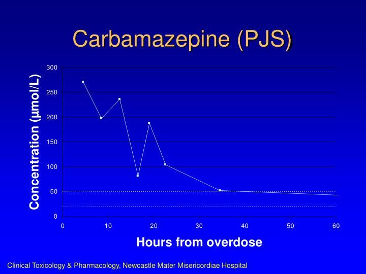 Carbamazepine (PJS)