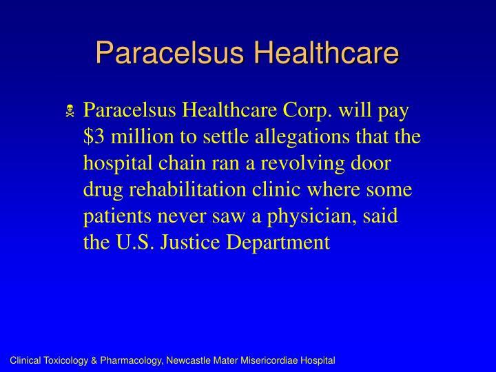 Paracelsus Healthcare
