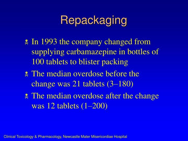 Repackaging