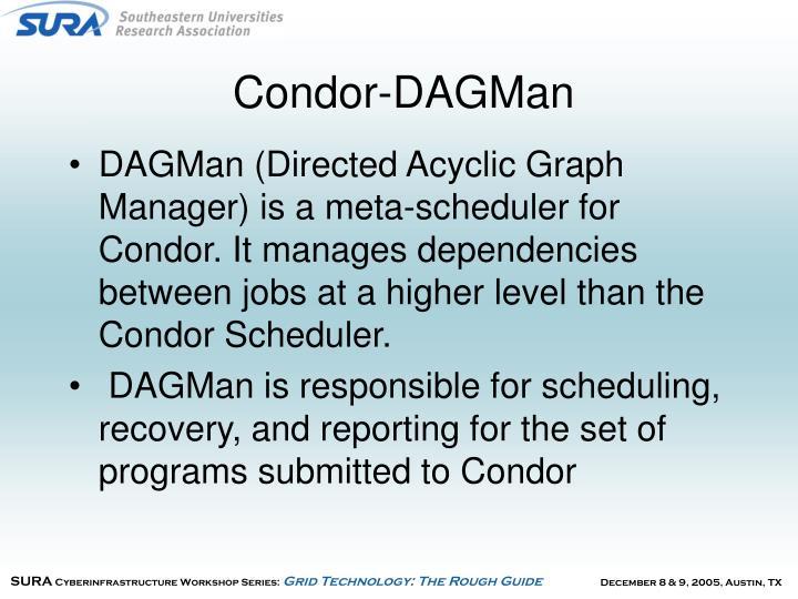 Condor-DAGMan