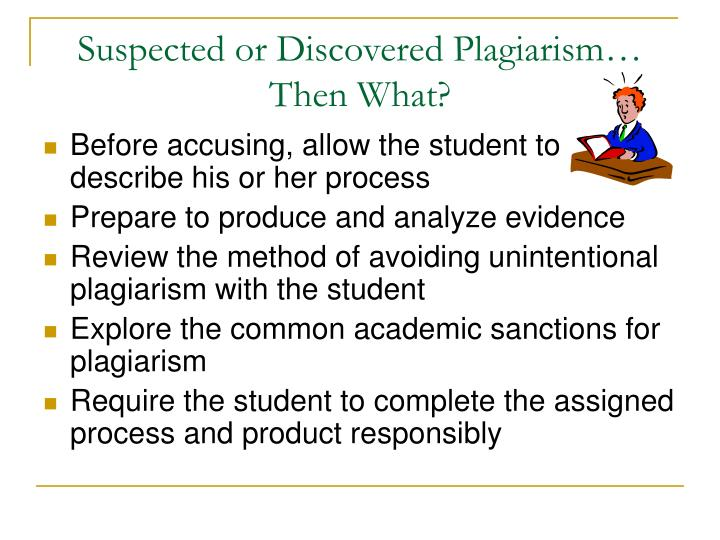 How to spot plagiarism in student essays