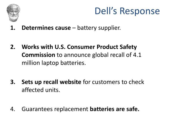 Dell's Response