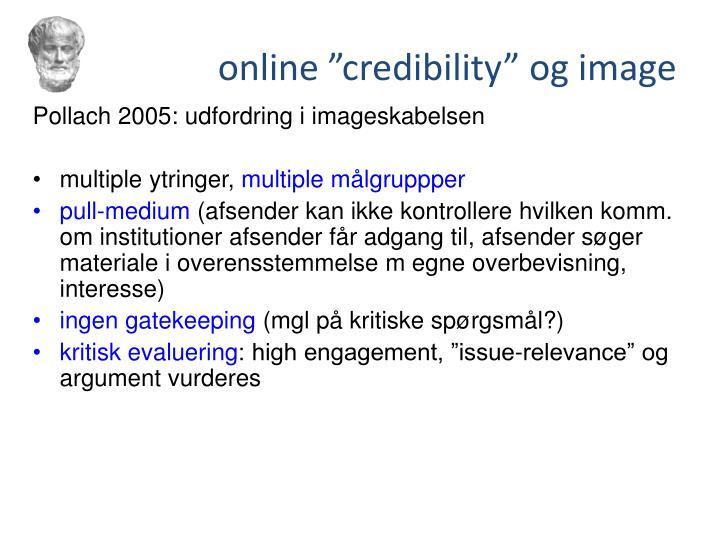 """online """"credibility"""" og image"""