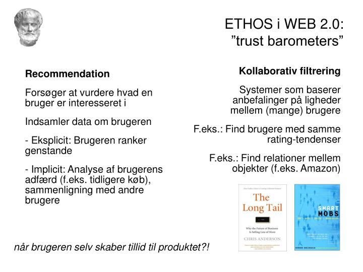 ETHOS i WEB 2.0: