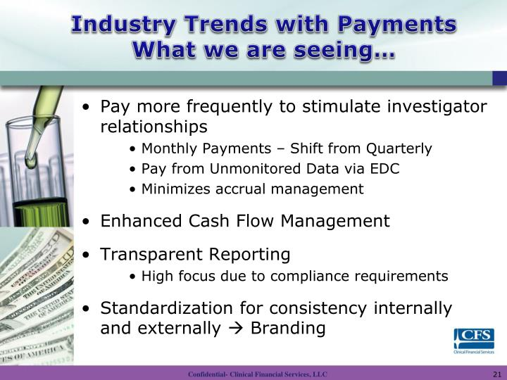 Industry Trends with Payments