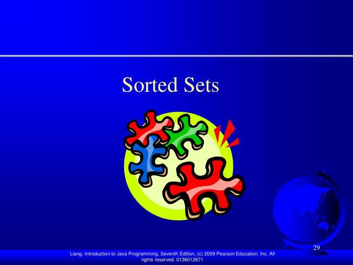 Sorted Sets