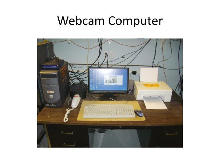 Webcam Computer