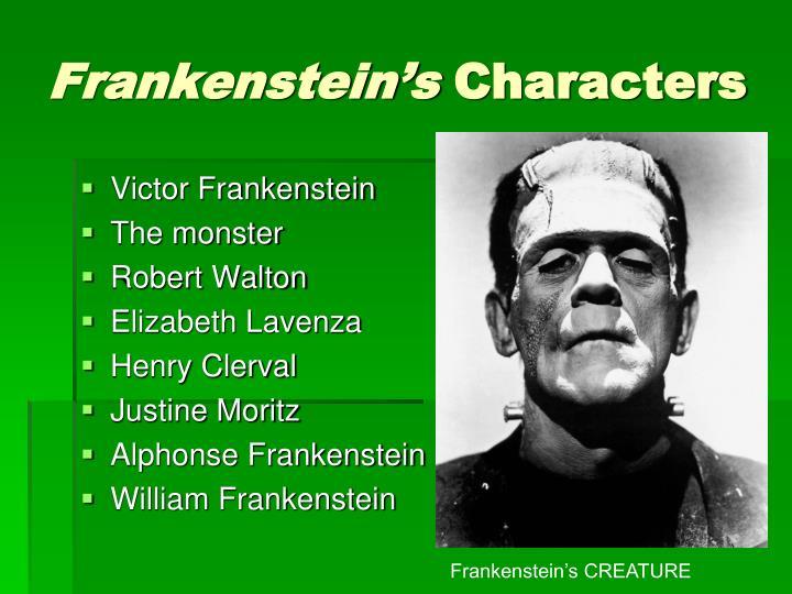 Frankenstein's
