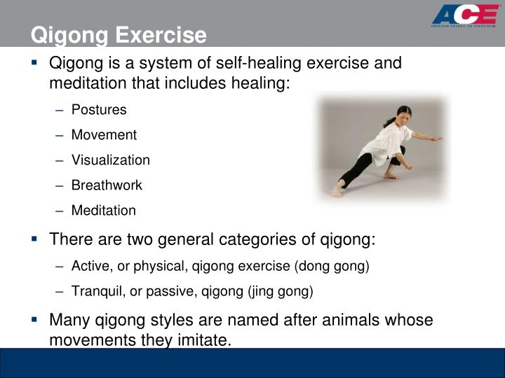 Qigong Exercise