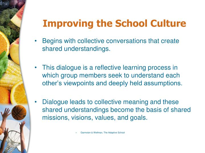 Improving the School Culture