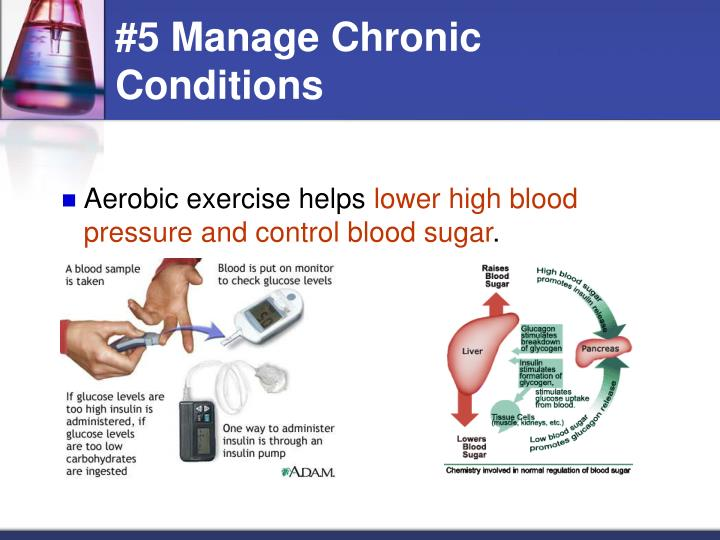 #5 Manage Chronic Conditions