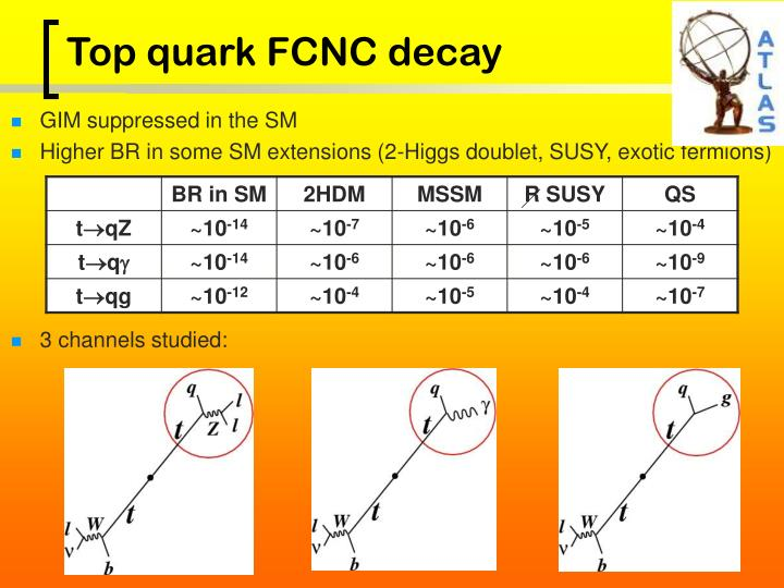 Top quark FCNC decay