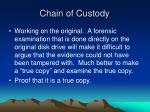 chain of custody1