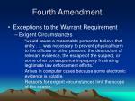 fourth amendment8