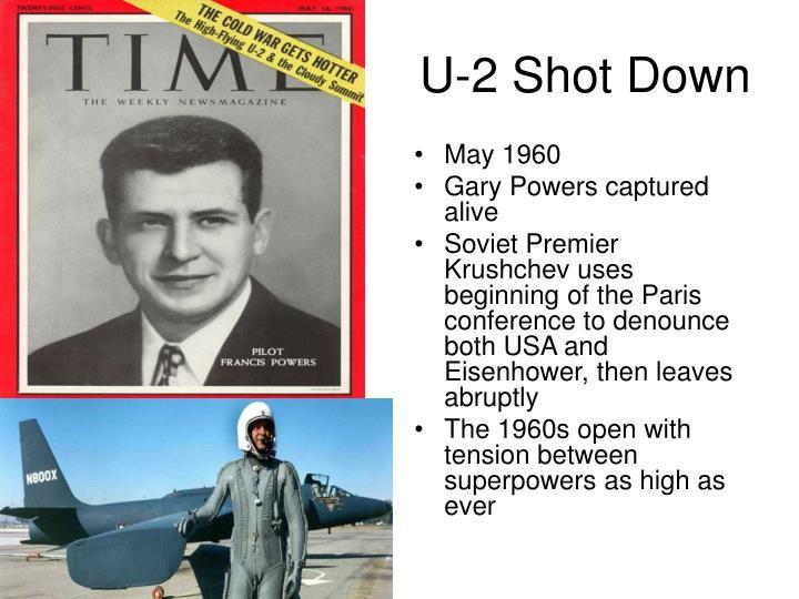 U-2 Shot Down