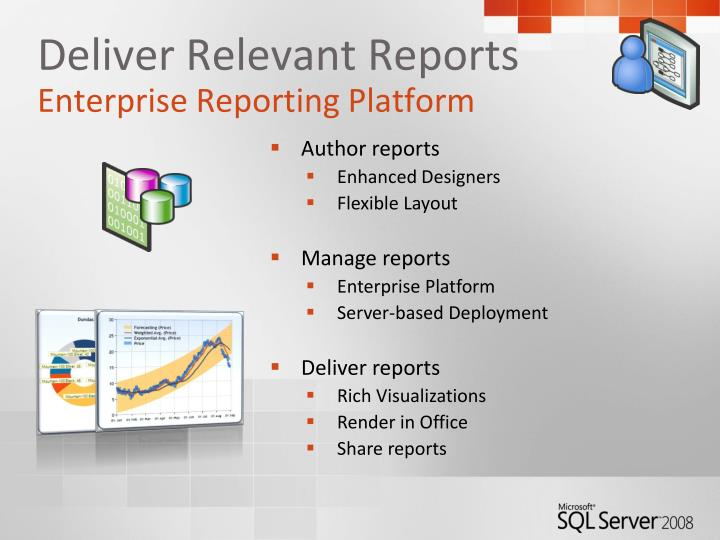 Deliver Relevant Reports