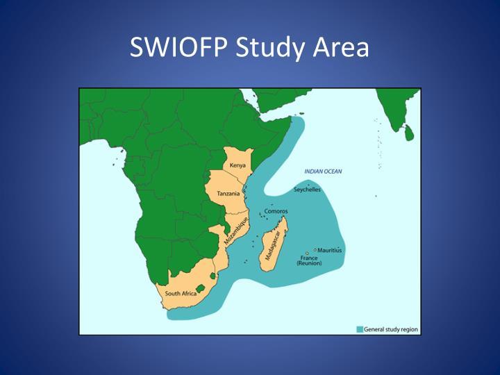 SWIOFP Study Area