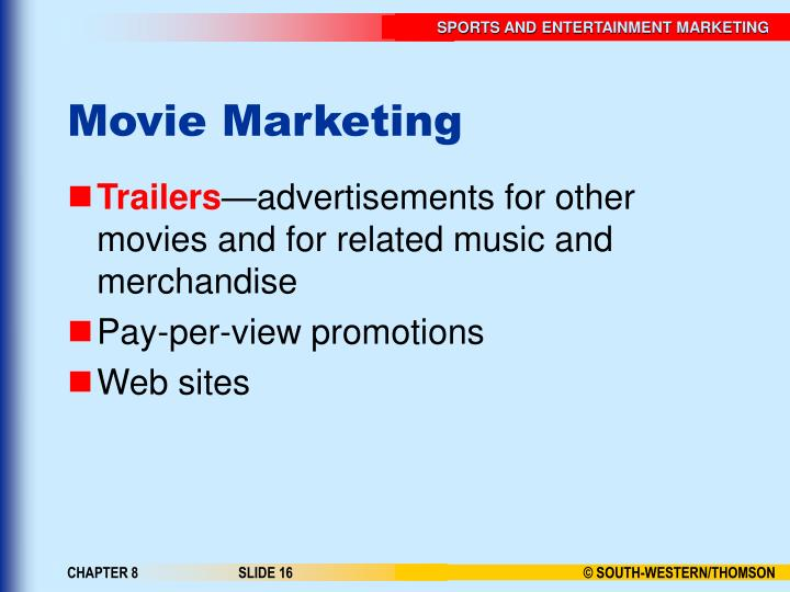 Movie Marketing