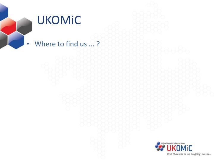 UKOMiC