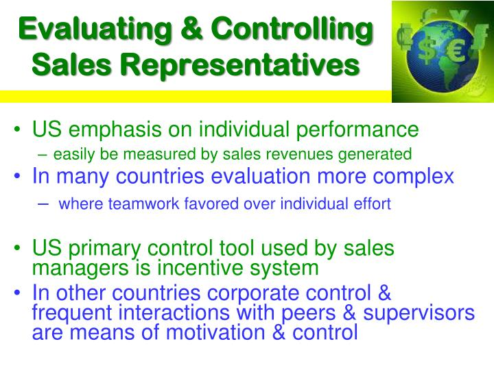 Evaluating & Controlling