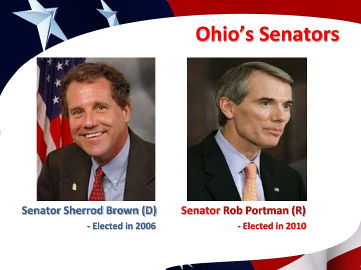 Ohio's Senators
