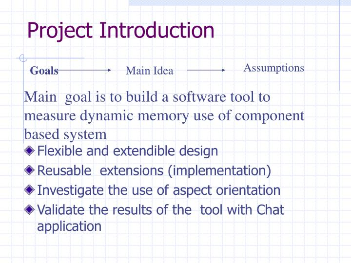 Project Introduction