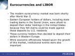 eurocurrencies and libor1